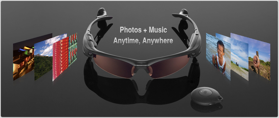 Xonix Camera Sunglasses