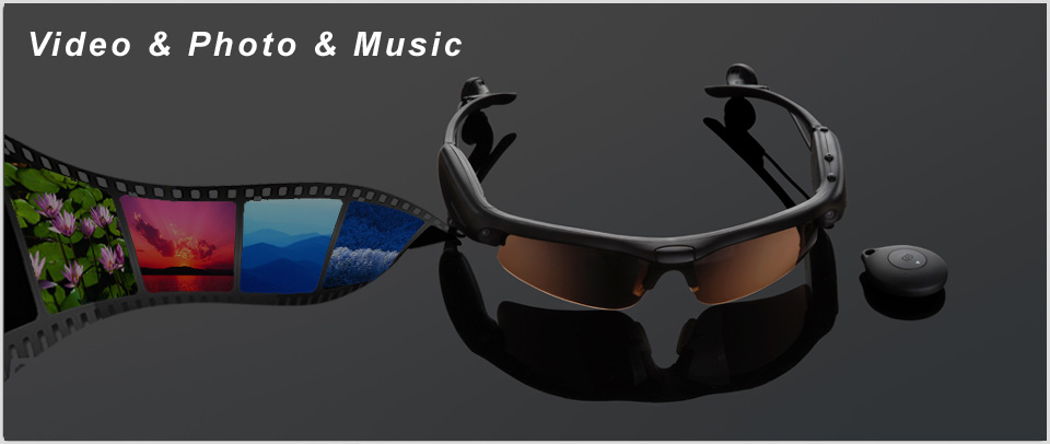 Xonix video Sunglasses